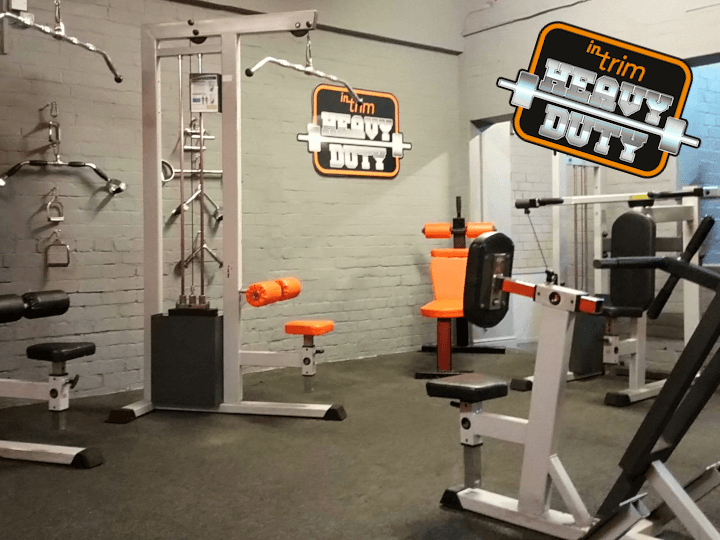 Weightlifting and body building gym at In Trim - on Ridgeway Road, Sheffield