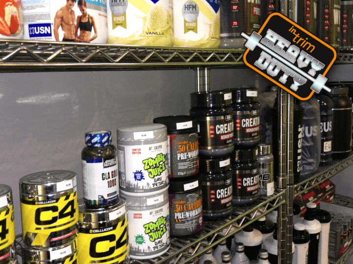 Workout supplements on sale In Trim, Sheffield